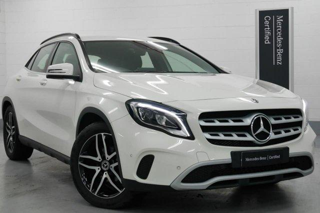 Used Mercedes-Benz GLA180 DCT, Narellan, 2017 Mercedes-Benz GLA180 DCT Wagon