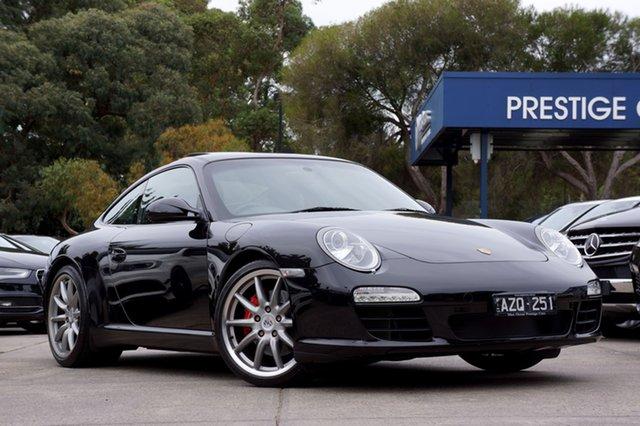 Used Porsche 911 Carrera S PDK, Balwyn, 2009 Porsche 911 Carrera S PDK Coupe