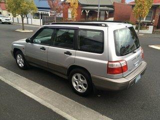 2001 Subaru Forester Wagon.
