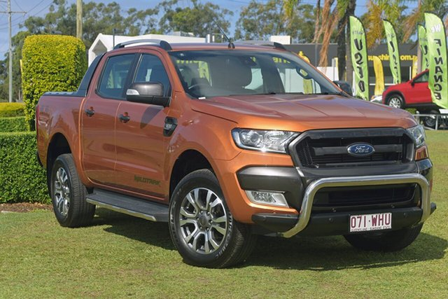 Used Ford Ranger Wildtrak Double Cab, Narellan, 2016 Ford Ranger Wildtrak Double Cab Utility