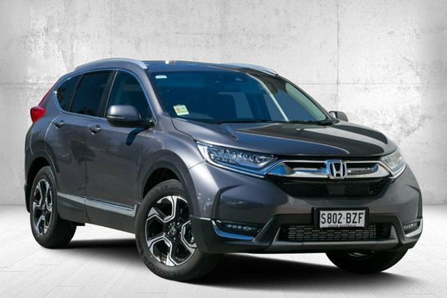 Demonstrator, Demo, Near New Honda CR-V VTi-LX 4WD, Modbury, 2018 Honda CR-V VTi-LX 4WD Wagon