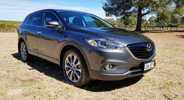 Used Mazda CX-9 Luxury Activematic AWD, Tanunda, 2015 Mazda CX-9 Luxury Activematic AWD Wagon