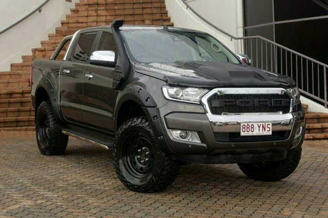 Used Ford Ranger XLT Double Cab, Narellan, 2018 Ford Ranger XLT Double Cab Utility