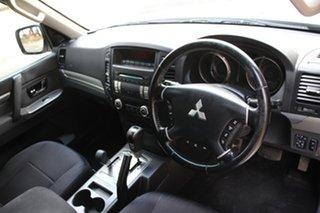 2014 Mitsubishi Pajero GLX-R Wagon.