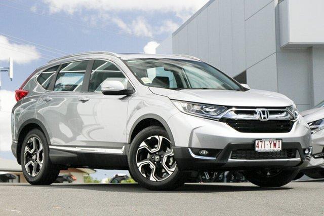 Discounted Demonstrator, Demo, Near New Honda CR-V VTi-L FWD, Indooroopilly, 2018 Honda CR-V VTi-L FWD Wagon