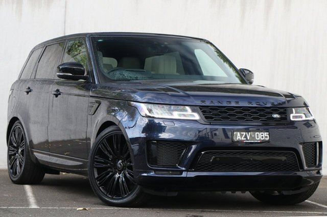 Discounted Demonstrator, Demo, Near New Land Rover Range Rover Sport SDV6 CommandShift HSE Dynamic, Malvern, 2018 Land Rover Range Rover Sport SDV6 CommandShift HSE Dynamic Wagon