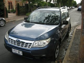 2011 Subaru Forester X Wagon.