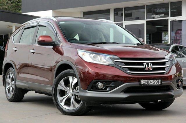 Used Honda CR-V VTi-L 4WD, Narellan, 2013 Honda CR-V VTi-L 4WD SUV