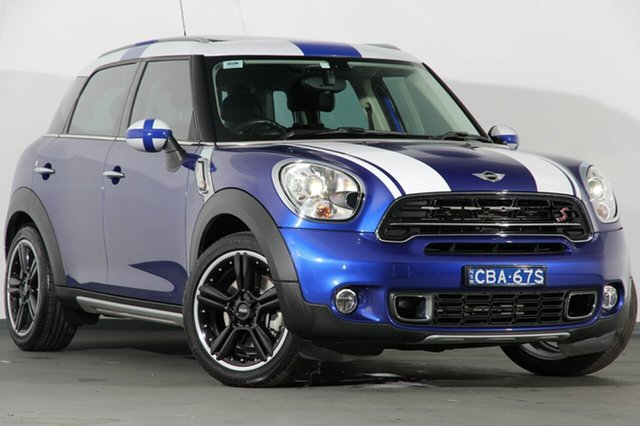 Discounted Used Mini Countryman Cooper S, Warwick Farm, 2016 Mini Countryman Cooper S SUV