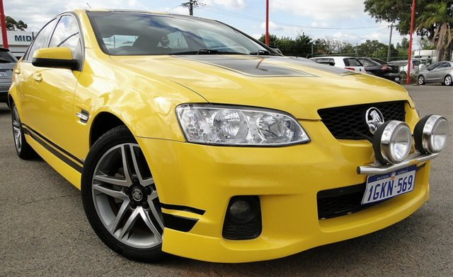 Used Holden Commodore SV6, Bellevue, 2010 Holden Commodore SV6 Sedan