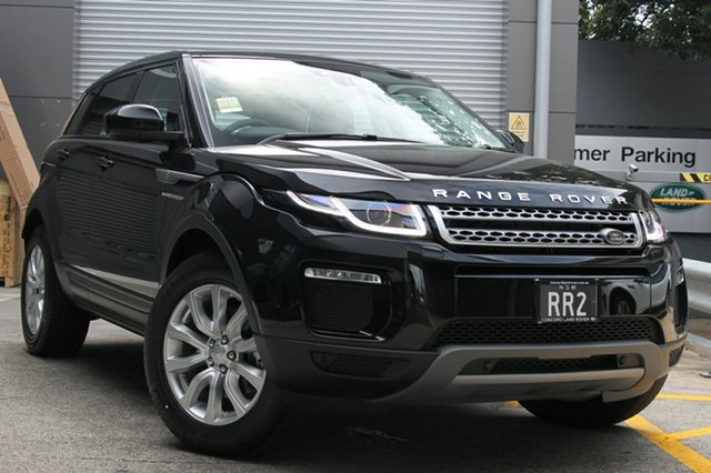 Discounted Demonstrator, Demo, Near New Land Rover Range Rover Evoque TD4 (110kW) SE, Concord, 2019 Land Rover Range Rover Evoque TD4 (110kW) SE Wagon