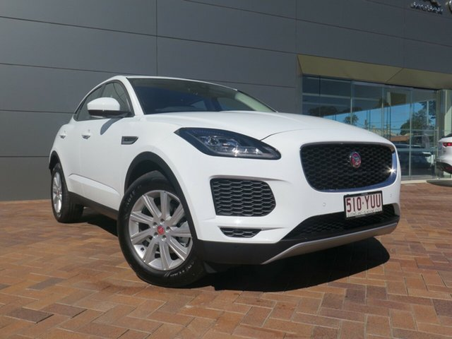 Discounted Demonstrator, Demo, Near New Jaguar E-PACE D150 AWD S, Toowoomba, 2018 Jaguar E-PACE D150 AWD S Wagon
