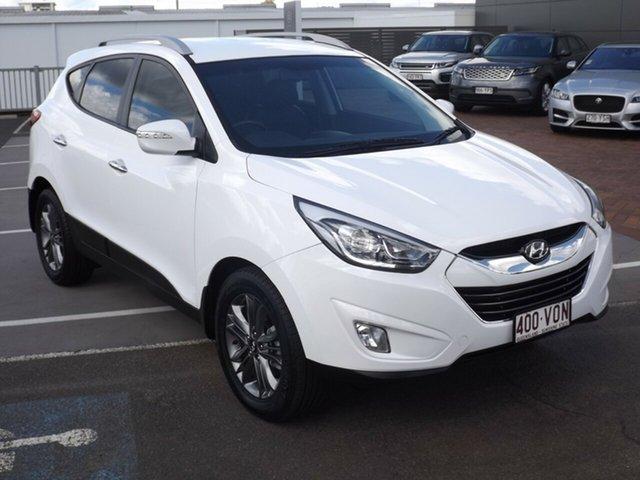 Used Hyundai ix35 Elite, Toowoomba, 2015 Hyundai ix35 Elite Wagon