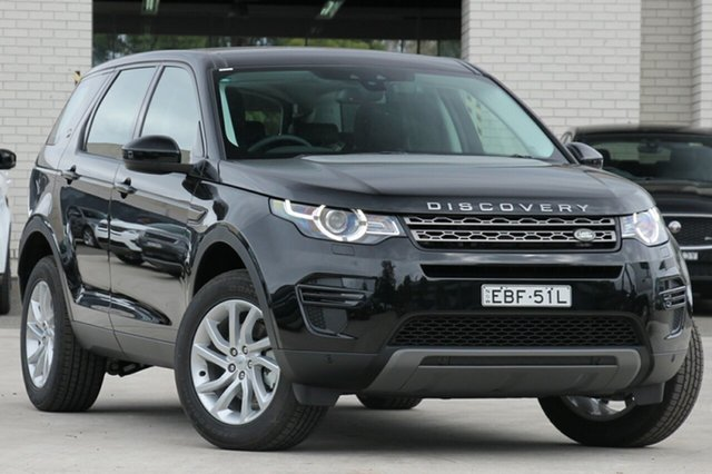 Discounted New Land Rover Discovery Sport TD4 (110kW) SE 7 Seat, Concord, 2019 Land Rover Discovery Sport TD4 (110kW) SE 7 Seat Wagon