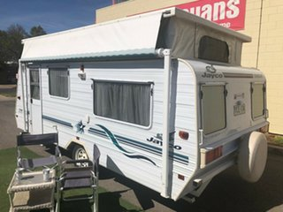 1998 Jayco STARCRAFT 16' with SINGLE BEDS Pop Top.
