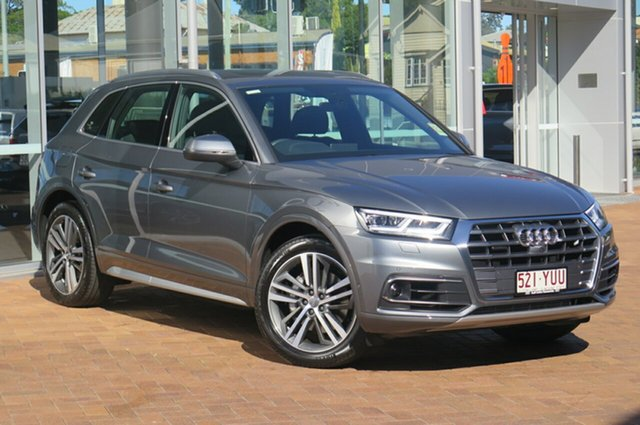Discounted Demonstrator, Demo, Near New Audi Q5 50 TDI Tiptronic Quattro Sport, Toowoomba, 2019 Audi Q5 50 TDI Tiptronic Quattro Sport Wagon