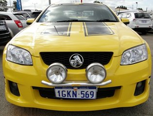 2010 Holden Commodore SV6 Sedan.