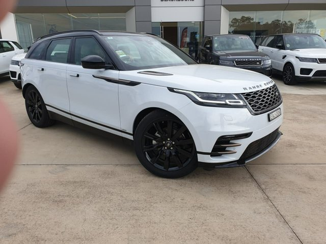 Demonstrator, Demo, Near New Land Rover Range Rover Velar D240 AWD R-Dynamic S, Lavington, 2018 Land Rover Range Rover Velar D240 AWD R-Dynamic S Wagon