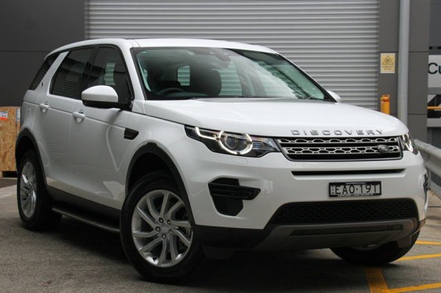 Discounted Land Rover Discovery Sport TD4 (110kW) SE 7 Seat, Concord, 2019 Land Rover Discovery Sport TD4 (110kW) SE 7 Seat Wagon