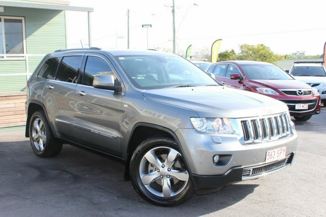 Used Jeep Grand Cherokee Limited, Tingalpa, 2012 Jeep Grand Cherokee Limited Wagon