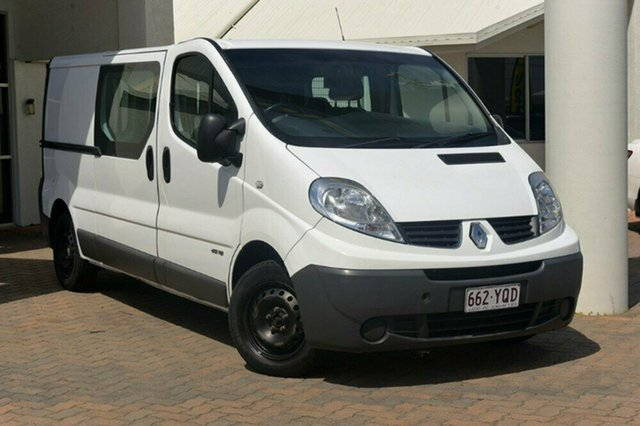 Used Renault Trafic Low Roof LWB, Southport, 2014 Renault Trafic Low Roof LWB Van