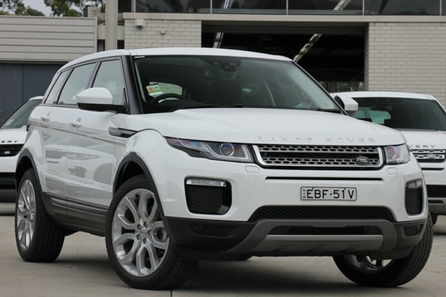 Discounted Land Rover Range Rover Evoque TD4 (110kW) SE, Concord, 2019 Land Rover Range Rover Evoque TD4 (110kW) SE Wagon