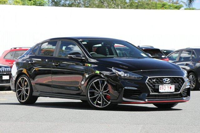 Demonstrator, Demo, Near New Hyundai i30 N Performance, Indooroopilly, 2018 Hyundai i30 N Performance Hatchback