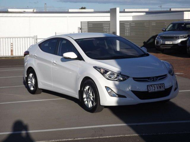 Used Hyundai Elantra Active, Toowoomba, 2015 Hyundai Elantra Active Sedan