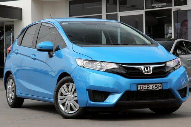 Used Honda Jazz VTi, Narellan, 2015 Honda Jazz VTi Hatchback