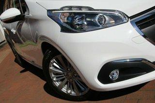 2019 Peugeot 208 Active Hatchback.