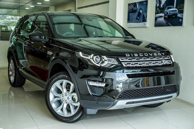New Land Rover Discovery Sport, Brookvale, 2018 Land Rover Discovery Sport Wagon