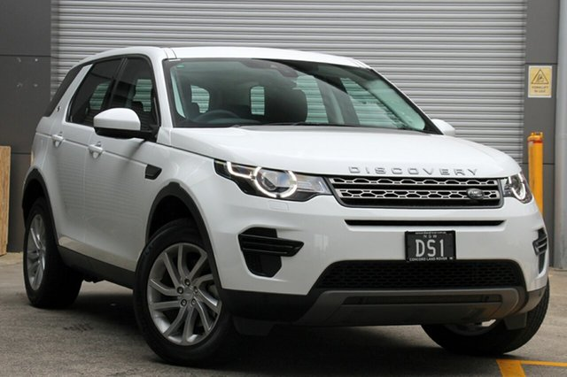 Discounted Demonstrator, Demo, Near New Land Rover Discovery Sport TD4 (110kW) SE 5 Seat, Concord, 2019 Land Rover Discovery Sport TD4 (110kW) SE 5 Seat Wagon