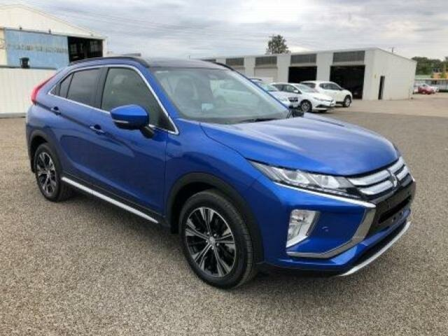 Demonstrator, Demo, Near New Mitsubishi Eclipse Cross Mitsubishi YA Eclipse Cross EXCEED 2WD 1.5L T/C CVT, Wangaratta, 2017 Mitsubishi Eclipse Cross Mitsubishi YA Eclipse Cross EXCEED 2WD 1.5L T/C CVT Wagon