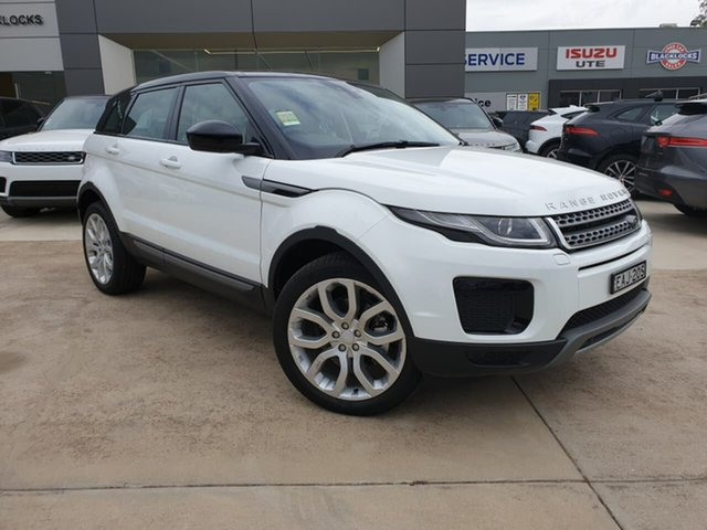 Demonstrator, Demo, Near New Land Rover Range Rover Evoque TD4 150 SE, Lavington, 2018 Land Rover Range Rover Evoque TD4 150 SE Wagon