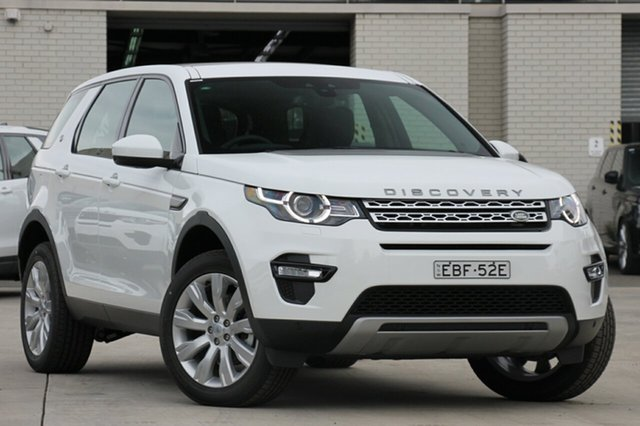 Land Rover Discovery Sport TD4 (132kW) HSE 5 Seat, Concord, 2019 Land Rover Discovery Sport TD4 (132kW) HSE 5 Seat Wagon