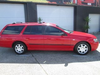 2002 Ford Falcon XT Wagon.