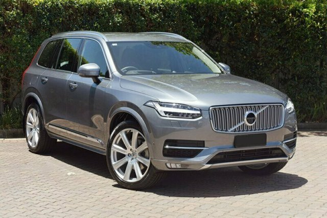 Used Volvo XC90 T6 Geartronic AWD Inscription, Warwick Farm, 2017 Volvo XC90 T6 Geartronic AWD Inscription Wagon