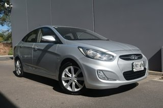 2011 Hyundai Accent Premium Sedan.