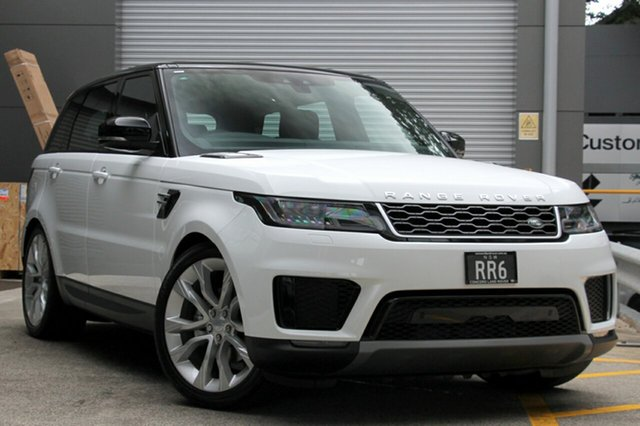 Discounted Demonstrator, Demo, Near New Land Rover Range Rover Sport SDV6 SE (183kW), Concord, 2019 Land Rover Range Rover Sport SDV6 SE (183kW) Wagon
