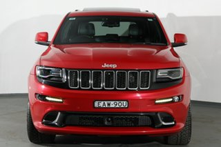 2015 Jeep Grand Cherokee SRT SUV.