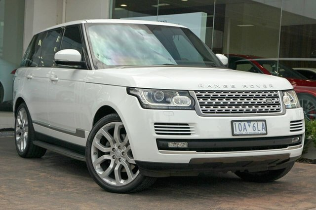 Used Land Rover Range Rover TDV6 Vogue, Doncaster, 2015 Land Rover Range Rover TDV6 Vogue Wagon