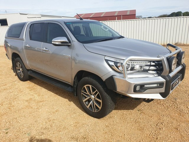 Used Toyota Hilux SR5 Double Cab, Warrnambool East, 2016 Toyota Hilux SR5 Double Cab Utility