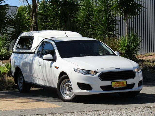 Used Ford Falcon Ute Super Cab, 2014 Ford Falcon Ute Super Cab Utility