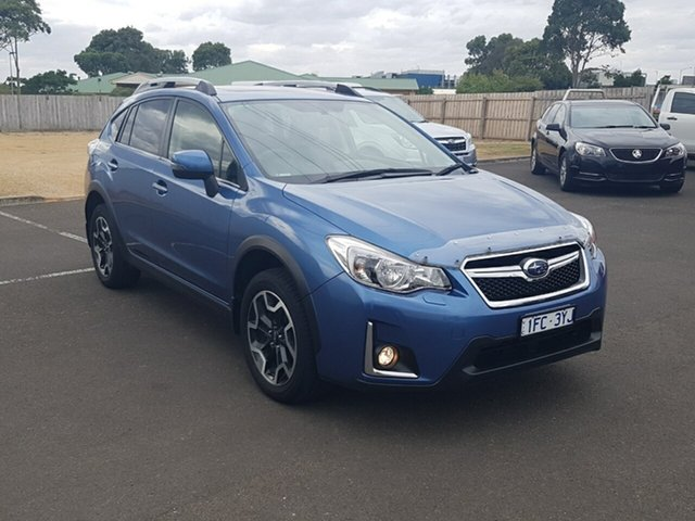 Used Subaru XV 2.0i-S Lineartronic AWD, Warrnambool East, 2015 Subaru XV 2.0i-S Lineartronic AWD Wagon