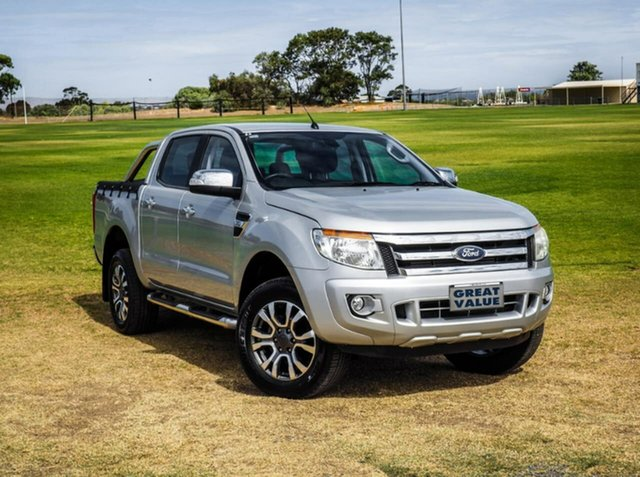 Used Ford Ranger XLT, Christies Beach, 2012 Ford Ranger XLT Utility
