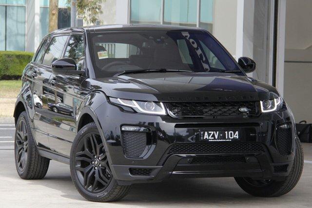 Demonstrator, Demo, Near New Land Rover Range Rover Evoque TD4 HSE Dynamic, Port Melbourne, 2018 Land Rover Range Rover Evoque TD4 HSE Dynamic Wagon
