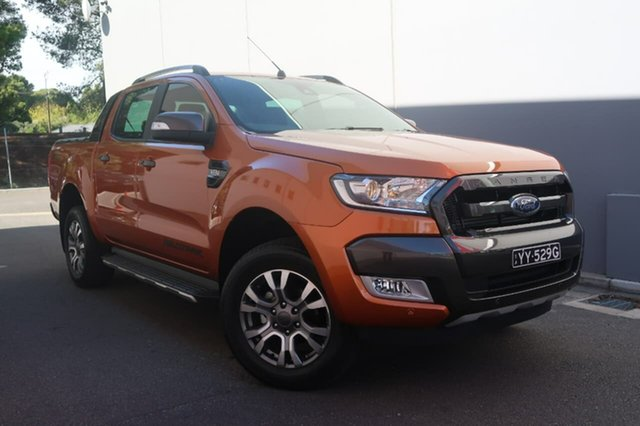 Used Ford Ranger Wildtrak Double Cab, Reynella, 2016 Ford Ranger Wildtrak Double Cab Utility