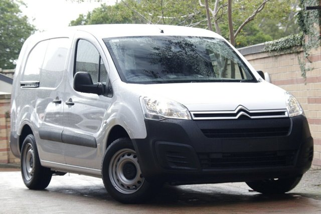 New Citroen Berlingo L2 ETG BlueHDi, Narellan, 2019 Citroen Berlingo L2 ETG BlueHDi Van