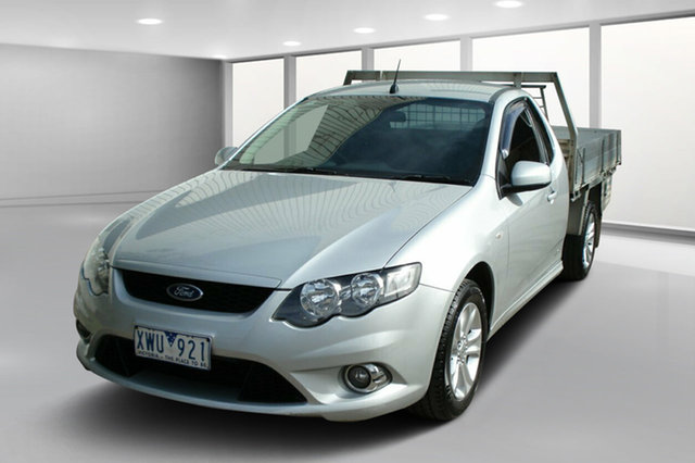 Used Ford Falcon XR6 Super Cab, West Footscray, 2010 Ford Falcon XR6 Super Cab Cab Chassis