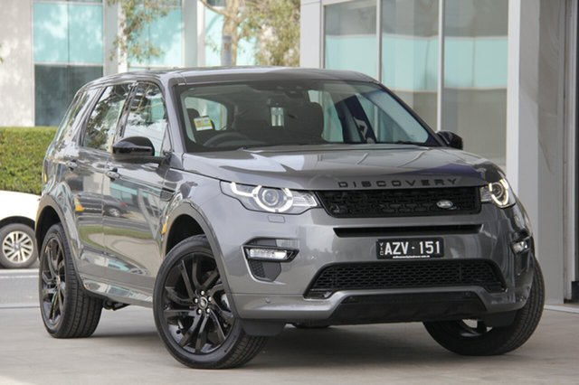 Demonstrator, Demo, Near New Land Rover Discovery Sport TD4 132kW HSE, Port Melbourne, 2019 Land Rover Discovery Sport TD4 132kW HSE Wagon